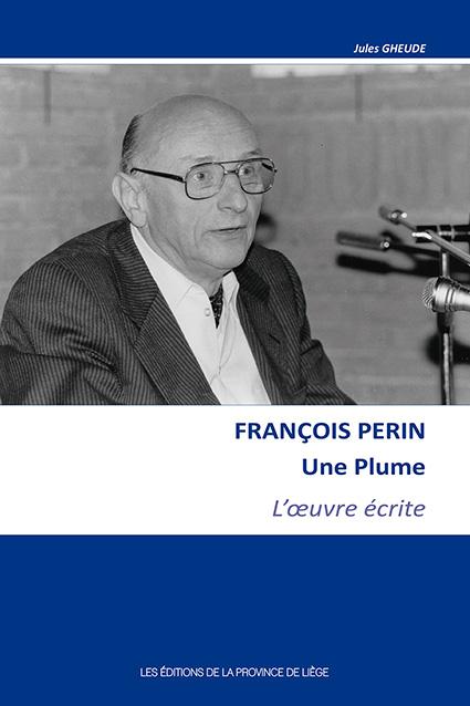 François Perin - Une Plume