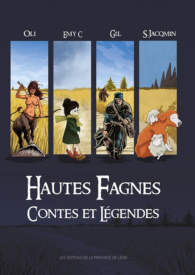 Hautes Fagnes. Contes et Légendes.
