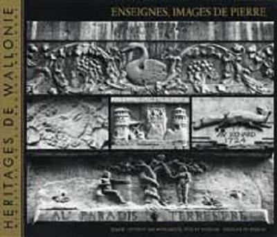 Enseignes, images de pierre