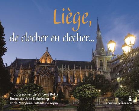 Liège, de clocher en clocher…
