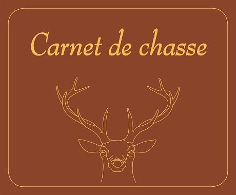 Carnet de chasse (réédition 2013)