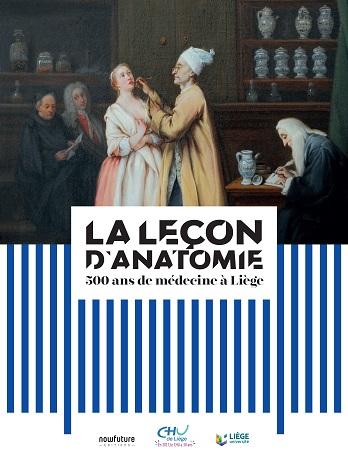 La leçon d'anatomie (couverture cartonnée)