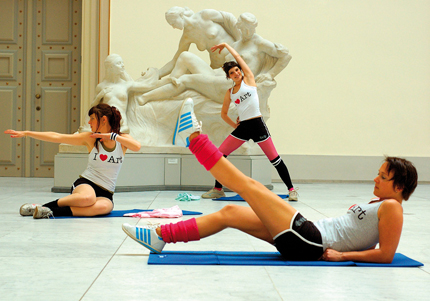 Museal Fitness (I)