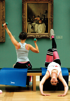 Museal Fitness (II)
