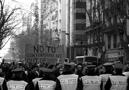 No to contemporary Art #1