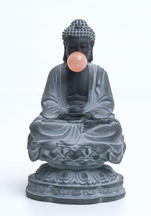 You fuit hic (Bouddha)