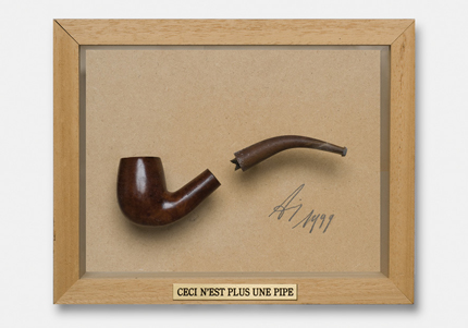 Ceci n'est plus une pipe