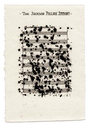 The Jackson Pollock Symphony