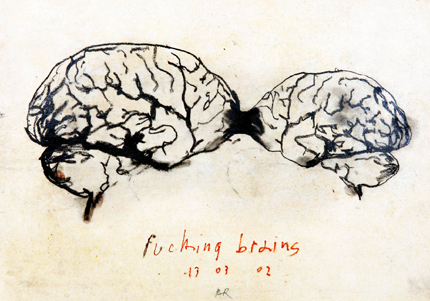 Fucking brains